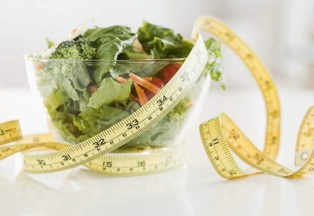 низкая калорийность салата