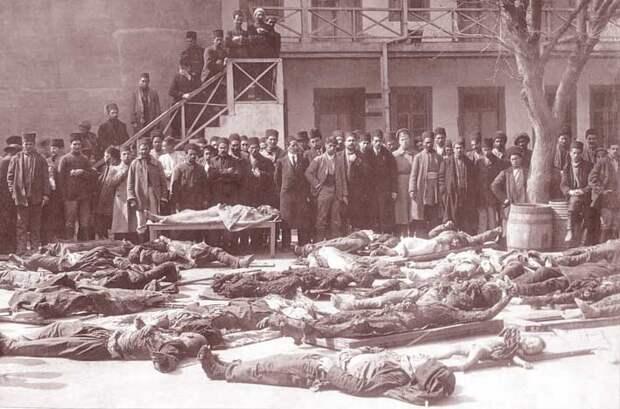 армянский геноцид