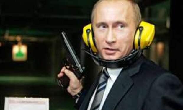 Испания: Путин – типичный «пистолеро»