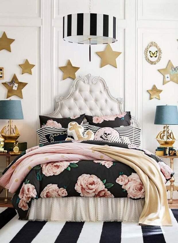 Подборка красивых комнат девочек подростков