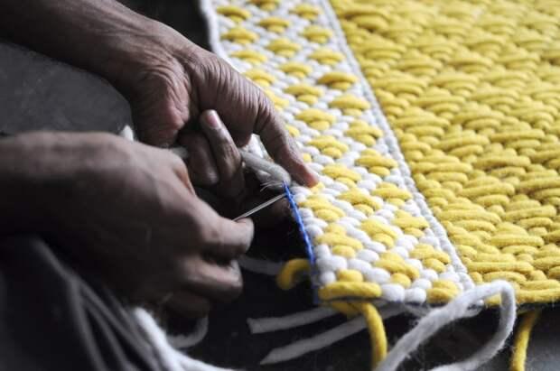 Искусство вышивки