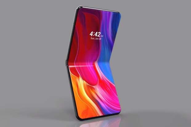 Xiaomi выпустит три смартфона с гибким экраном в 2021 году