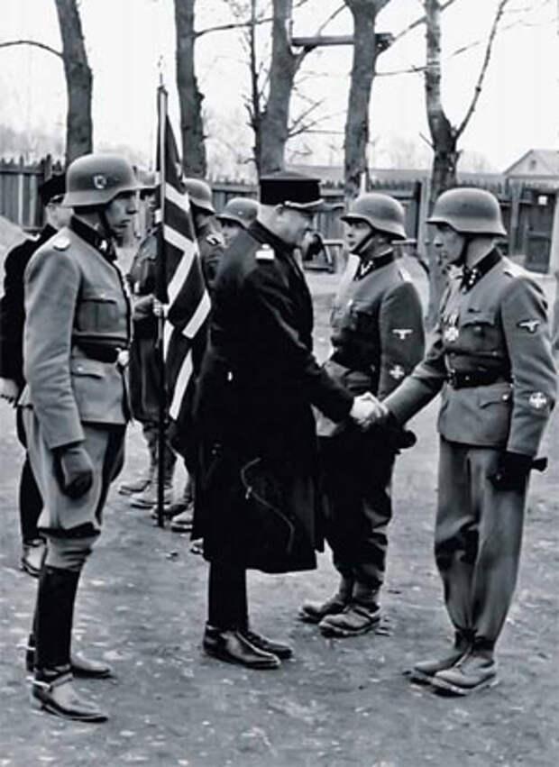 Потомственный фашизм