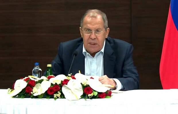 Лавров назвал очевидным ответ на вопрос о вводе российских войск в Афганистан