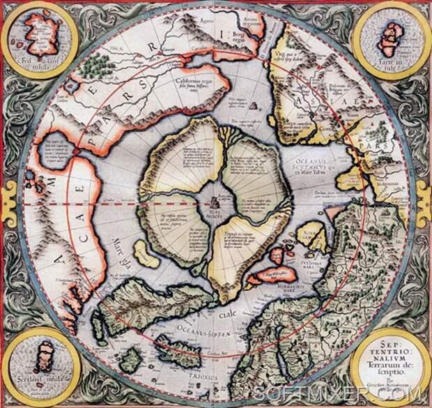 Карты, которых не может быть…