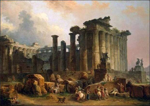 На гибель нынешних империй и возрождение рухнувших