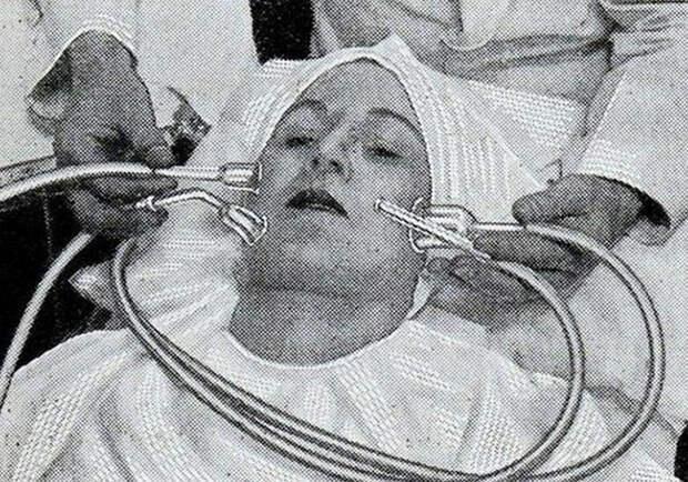 Адские аппараты для красоты из прошлого века