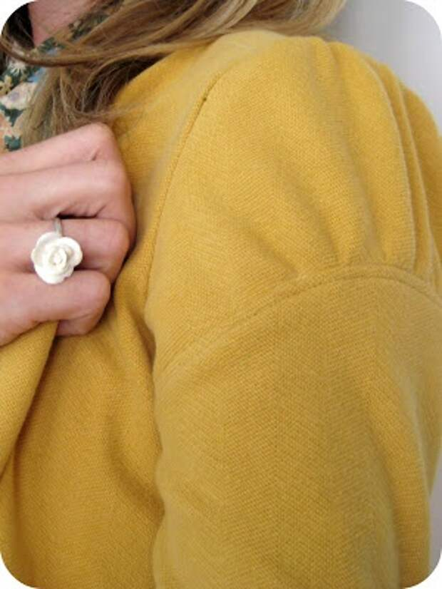 Переделка худи и свитера