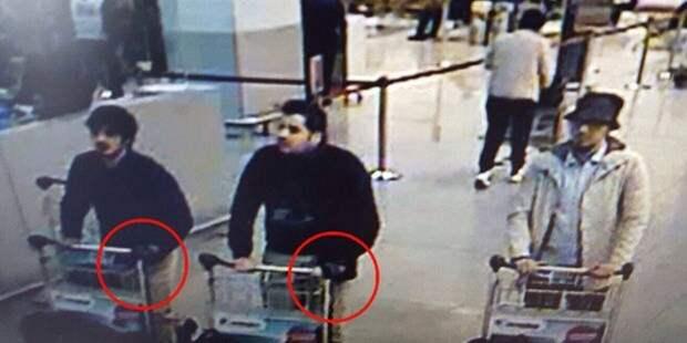 Charlie вышел с карикатурами на теракты в Брюсселе