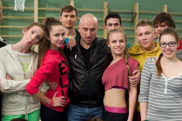 """Как изменились герои сериала """"Физрук"""""""
