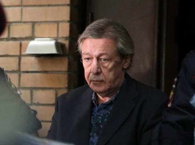 Михаил Ефремов в колонии хлебнул по полной арестантской жизни