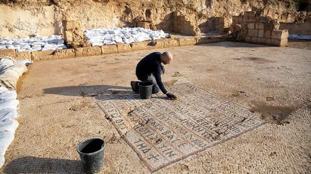 В Израиле обнаружили храм с часовней, посвященной неизвестному мученику