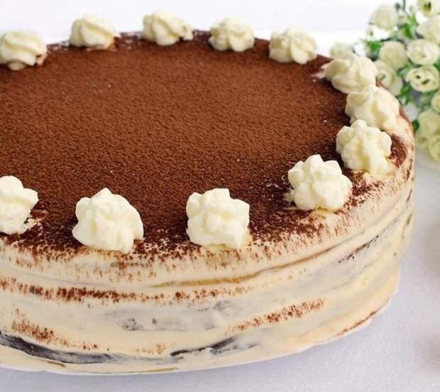 Торт «ЖЕНСКИЙ КАПРИЗ»