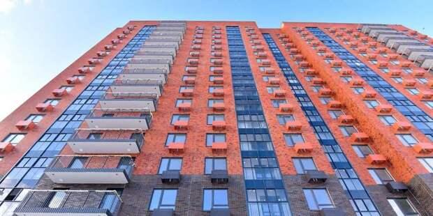 Власти определились с 500 стартовыми площадками для строительства по реновации