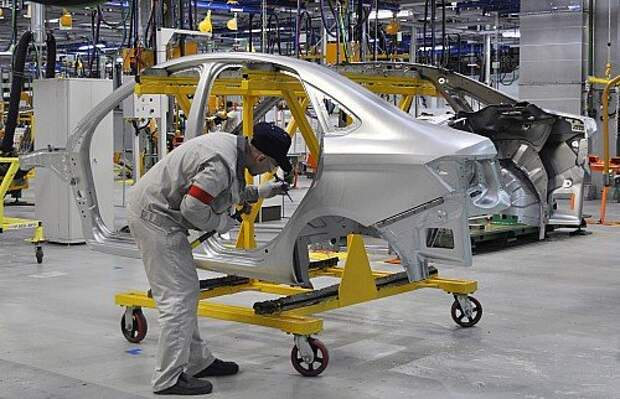 Mass production of Lada Vesta cars launched in Izhevsk