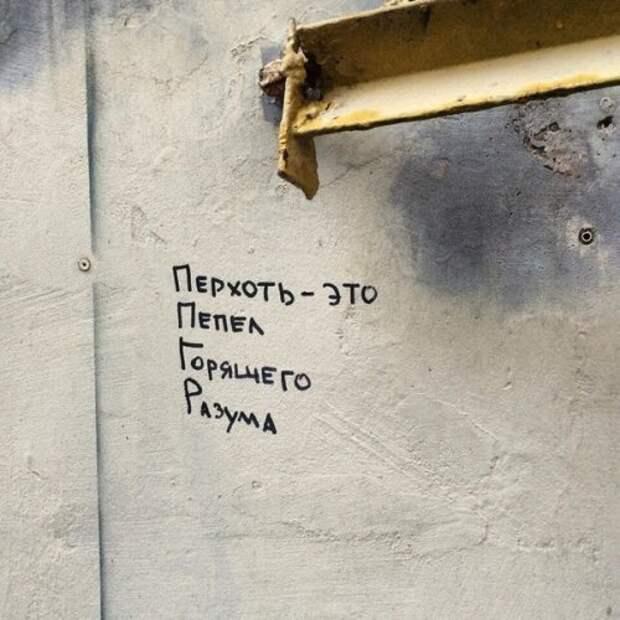 Настенная живопись XXI века (32 фото)
