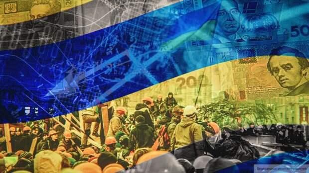 Раздел Украины по Днепру перестает быть просто сценарием