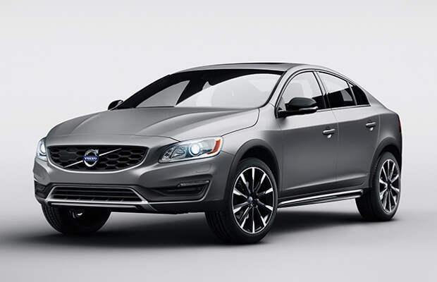 Volvo привезла в Россию два новых вседорожника