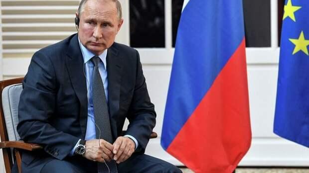 Путин впервые прокомментировал протесты в Москве
