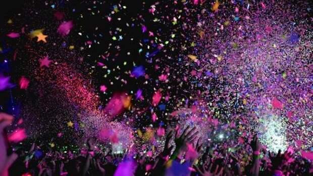 Самые интересные факты о вечеринках