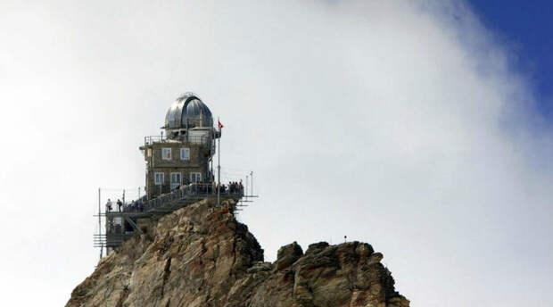 Обсерватории, куда можно попасть простому смертному