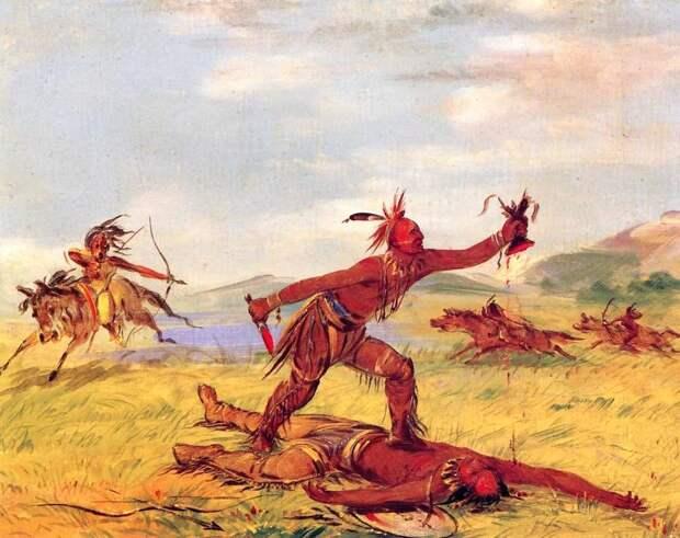 Межславянские войны = индейские распри