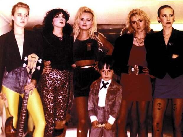 В преддверии 90-ых: Комбинация. Конец 80-х