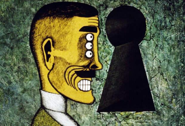 Сумрачный советский мультфильм, предсказавший «гибель» искусства