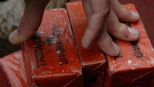 Украинский военный отправил жене из зоны АТО посылку с тротилом