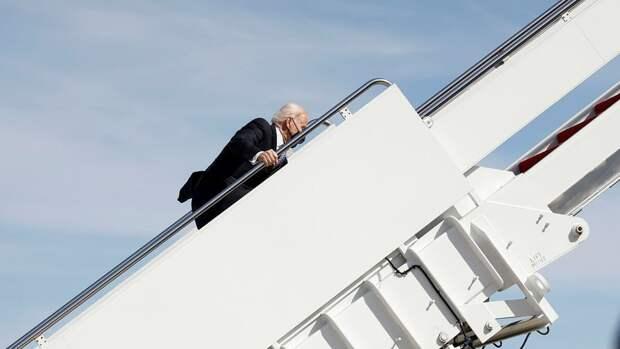 Трампа ему одолели — трап он не осилил. Анатолий Вассерман