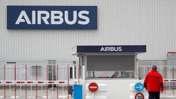 Airbus  компания карантин