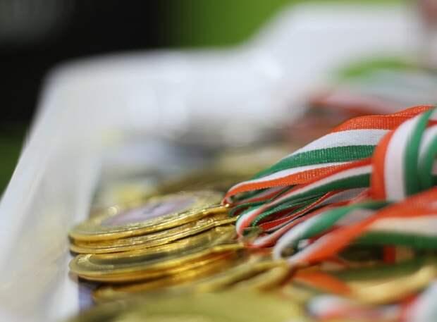 Команда Дмитровского района взяла «золото» на соревнованиях по петанку