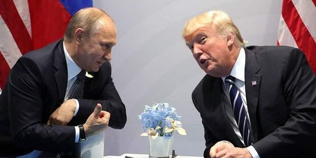 «Я ваш большой поклонник». Как Дональд Трамп уже много лет признается в любви к Путину