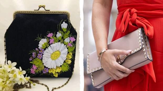 Женские сумки, которые вышли из моды.