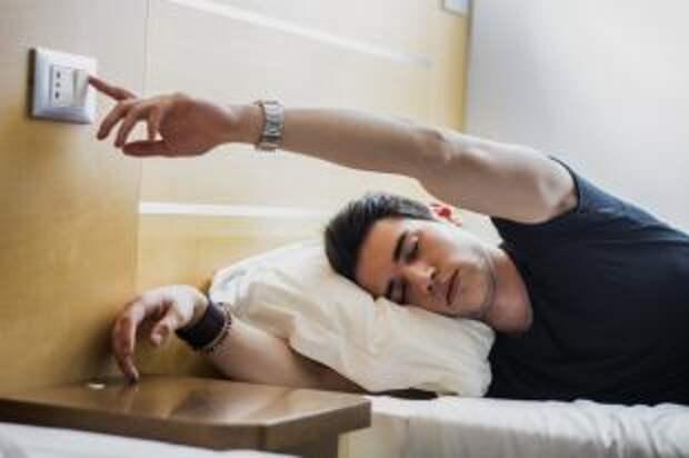 Свет по ночам увеличивает риск заболевания раком