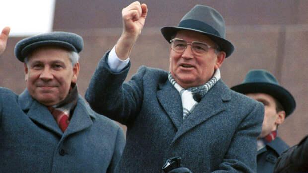 Как пытались убить Горбачева