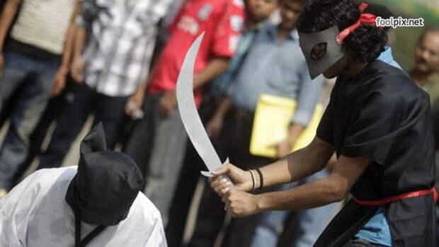 Смертная казнь в Саудовской Аравии