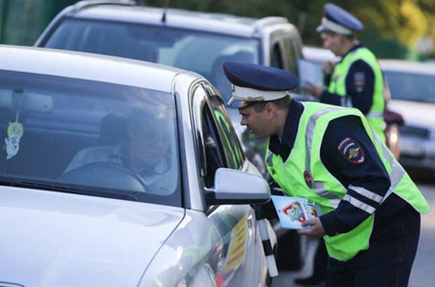 Сотрудникам ГИБДД запретят оскорблять водителей