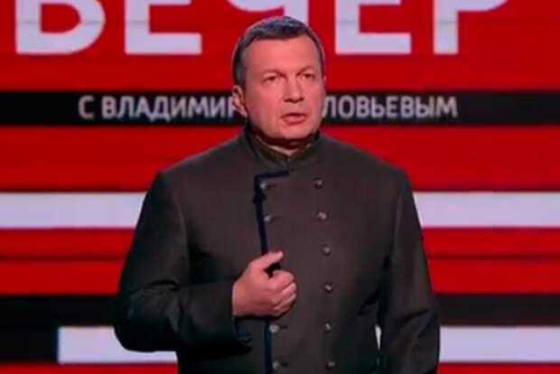 """""""Ну покайтесь уже!"""": У Соловьева призвали к ответу украинских политологов. Трюхан растерялся"""