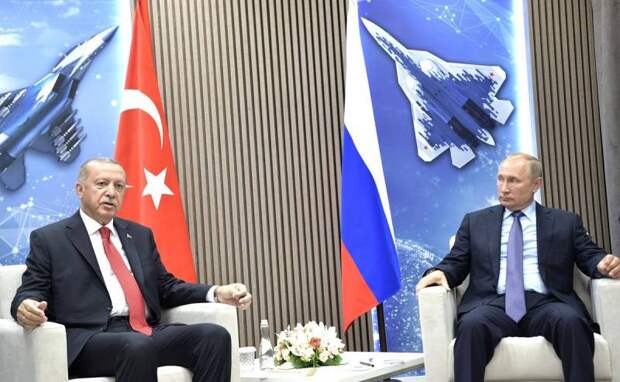 MEMO: Россия и Турция движутся к союзу в Средиземноморье