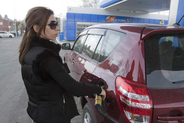 Правительство проконтролирует бензин