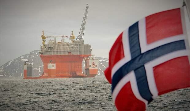 Норвежские нефтяники передумали бастовать