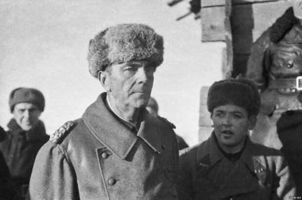 Как в советском плену сидели немецкие генералы