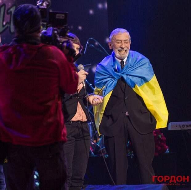 """Кикабидзе посоветовал украинцам смотреть """"В мире животных"""""""