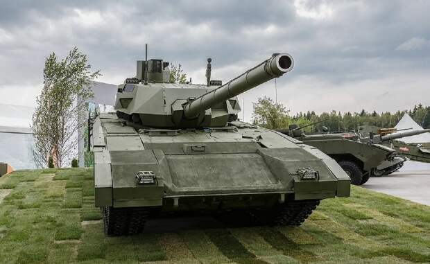 Танк Т-14 нового поколения. Мы знаем, когда он пойдет на вооружение