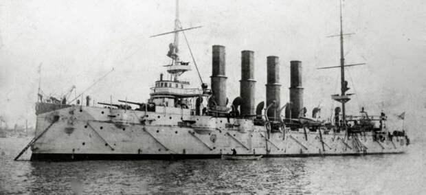 """Крейсер """"Варяг"""". Бой у Чемульпо 27 января 1904 года. Части 12,13"""