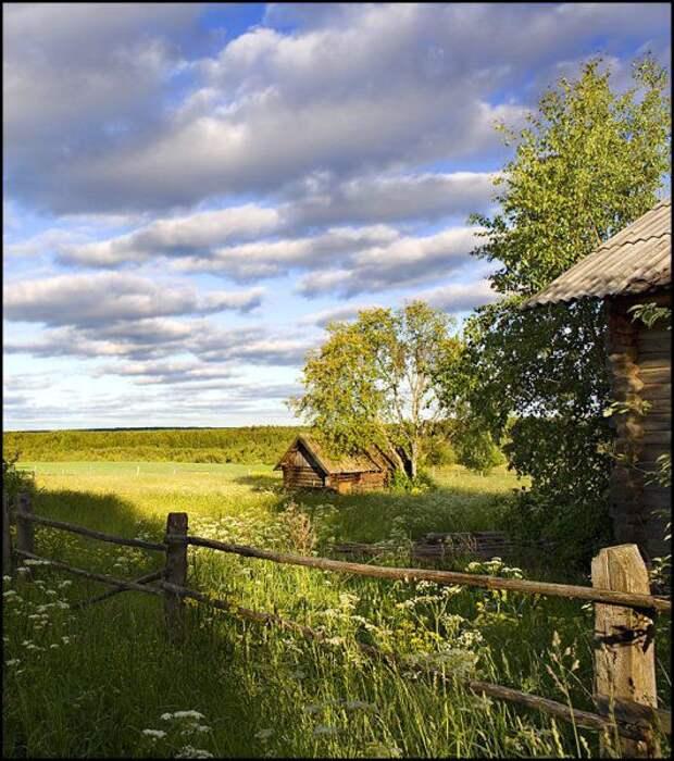 Просто красивые фото русской природы (9 фото)