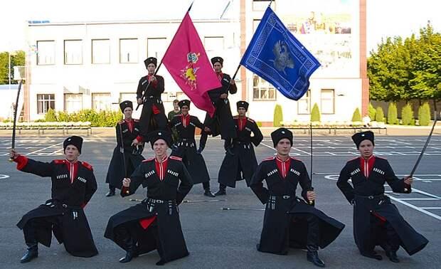 Ейский казачий кадетский корпус признан лучшим в стране