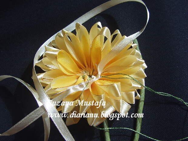 вышивка летнами. хризантемы (7) (600x450, 190Kb)