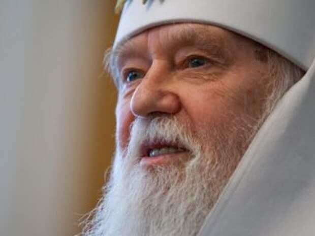 Филарет из Киева призвал убивать «неблагодарных» жителей Донбасса
